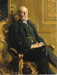 Kong Oscar II (1829 - 1907)