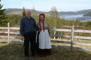 Vertskap og eiere: Solvår og Kyrre Sørheim