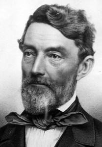 Statsminister Johan Sverdrup (1816 - 1892)