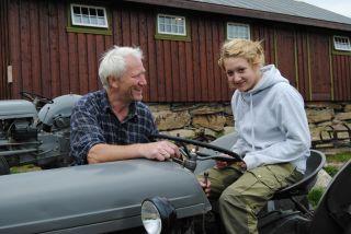 Budeia Malin fikk gode råd om Gråtassen før kjøreturen