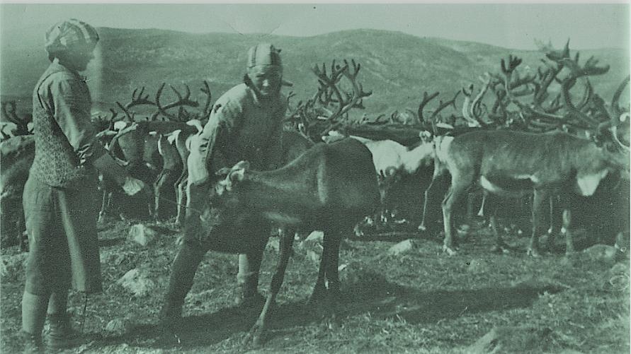 Prestlias samiske historie søndag 2 juli kl 14.00 til kl 18.00
